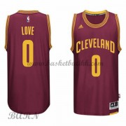 Barn Basketball Drakter Cleveland Cavaliers 2015-16 Kevin Love 0# Road..