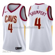 Barn Basketball Drakter Cleveland Cavaliers 2018 Iman Shumpert 4# Association Edition Swingman..