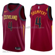 Barn Basketball Drakter Cleveland Cavaliers 2018 Iman Shumpert 4# Icon Edition Swingman..