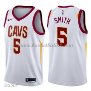 Barn Basketball Drakter Cleveland Cavaliers 2018 J.R. Smith 5# Association Edition Swingman..