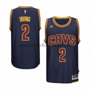Cleveland Cavaliers NBA Basketball Drakter 2015-16 Kyrie Irving 2# Navy Alternate Drakt..