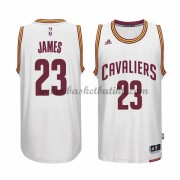 Cleveland Cavaliers 2015-16 LeBron James 23# Home NBA Basketball Drakter..