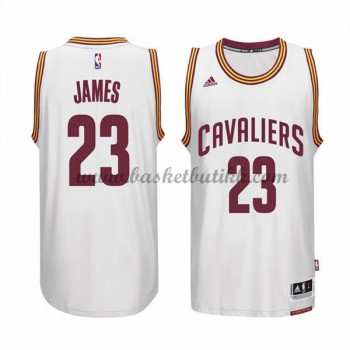 Cleveland Cavaliers 2015-16 LeBron James 23# Home NBA Basketball Drakter