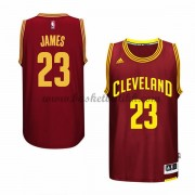 Cleveland Cavaliers 2015-16 LeBron James 23# Road NBA Basketball Drakter..