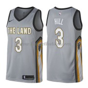 Cleveland Cavaliers NBA Basketball Drakter 2018 George Hill 3# City Edition..