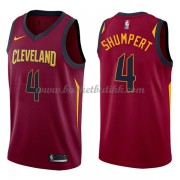 Cleveland Cavaliers NBA Basketball Drakter 2018 Iman Shumpert 4# Icon Edition..