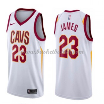 Cleveland Cavaliers NBA Basketball Drakter 2018 LeBron James 23# Association Edition