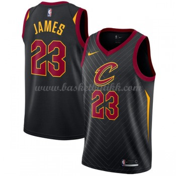 Cleveland Cavaliers NBA Basketball Drakter 2018 LeBron James 23# Statement Edition
