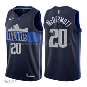 Barn Basketball Drakter Dallas Mavericks 2018 Doug McDermott 20# Statement Edition Swingman..