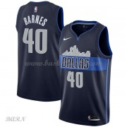 Barn Basketball Drakter Dallas Mavericks 2018 Harrison Barnes 40# Statement Edition Swingman..