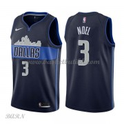 Barn Basketball Drakter Dallas Mavericks 2018 Nerlens Noel 3# Statement Edition Swingman..