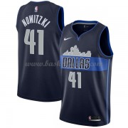 Dallas Mavericks NBA Basketball Drakter 2018 Dirk Nowitzki 41# Statement Edition..