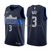 Dallas Mavericks NBA Basketball Drakter 2018 Nerlens Noel 3# Statement Edition..