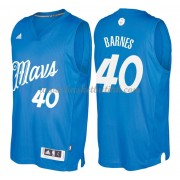 Dallas Mavericks Basketball Drakter 2016 Harrison Barnes 40# NBA Julen Drakt..
