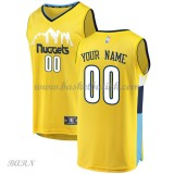 Barn Basketball Drakter Denver Nuggets 2018 Statement Edition Swingman