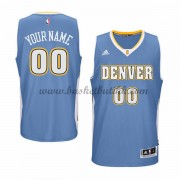 Denver Nuggets NBA Basketball Drakter 2015-16 Road Drakt..