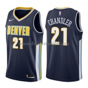 Denver Nuggets NBA Basketball Drakter 2018 Wilson Chandler 21# Icon Edition..
