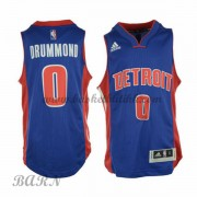 Barn Basketball Drakter Detroit Pistons 2015-16 Andre Drummond 0# Road..