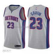 Barn Basketball Drakter Detroit Pistons 2018 Blake Griffin 23# Statement Edition Swingman..