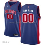Barn Basketball Drakter Detroit Pistons 2018 Icon Edition Swingman