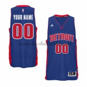 Detroit Pistons NBA Basketball Drakter 2015-16 Road Drakt..