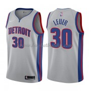 Detroit Pistons NBA Basketball Drakter 2018 Jon Leuer 30# Statement Edition..
