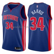Detroit Pistons NBA Basketball Drakter 2018 Tobias Harris 34# Icon Edition..