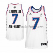 East All Star Game 2015 Carmelo Anthony 7# NBA Basketball Drakter..