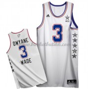 East All Star Game 2015 Dwyane Wade 3# NBA Basketball Drakter..