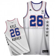 East All Star Game 2015 Kyle Korver 26# NBA Basketball Drakter..