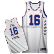 East All Star Game 2015 Pau Gasol 16# NBA Basketball Drakter..