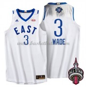 East All Star Game 2016 Dwyane Wade 3# NBA Basketball Drakter..
