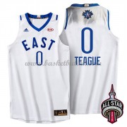 East All Star Game 2016 Jeff Teague 0# NBA Basketball Drakter..