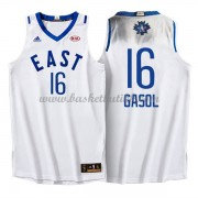 East All Star Game 2016 Pau Gasol 16# NBA Basketball Drakter..