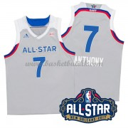 East All Star Game 2017 Carmelo Anthony 7# NBA Basketball Drakter..