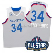 East All Star Game 2017 Giannis Antetokounmpo 34# NBA Basketball Drakter..