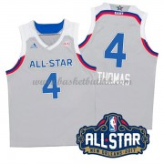 East All Star Game 2017 Isaiah Thomas 4# NBA Basketball Drakter..