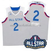 East All Star Game 2017 Kyrie Irving 2# NBA Basketball Drakter..