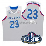East All Star Game 2017 Lebron James 23# NBA Basketball Drakter..