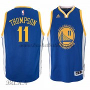 Barn Basketball Drakter Golden State Warriors 2015-16 Klay Thompson 11# Road..