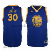 Barn Basketball Drakter Golden State Warriors 2015-16 Stephen Curry 30# Road..