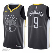 Barn Basketball Drakter Golden State Warriors 2018 Andre Iguodala 9# Statement Edition Swingman..