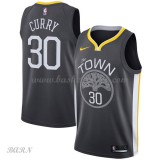 Barn Basketball Drakter Golden State Warriors 2018 Stephen Curry 30# Statement Edition Swingman