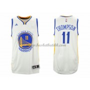 Golden State Warriors 2015-16 Klay Thompson 11# Home NBA Basketball Drakter..