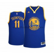 Golden State Warriors 2015-16 Klay Thompson 11# Road NBA Basketball Drakter..