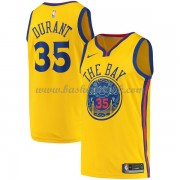 Golden State Warriors NBA Basketball Drakter 2018 Kevin Durant 35# City Edition..