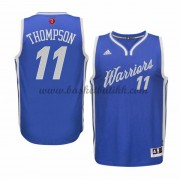Golden State Warriors Mens 2015 Klay Thompson 11# NBA Julen Drakt NBA Basketball Drakter..