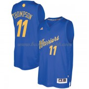 Golden State Warriors Basketball Drakter 2016 Klay Thompson 11# NBA Julen Drakt..
