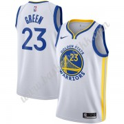 Golden State Warriors NBA Basketball Drakter 2019-20 Draymond Green 23# Hvit Association Edition Swi..