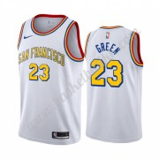 Golden State Warriors NBA Basketball Drakter 2019-20 Draymond Green 23# Hvit Classics Edition Swingm..